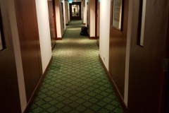 journey to the room corridor