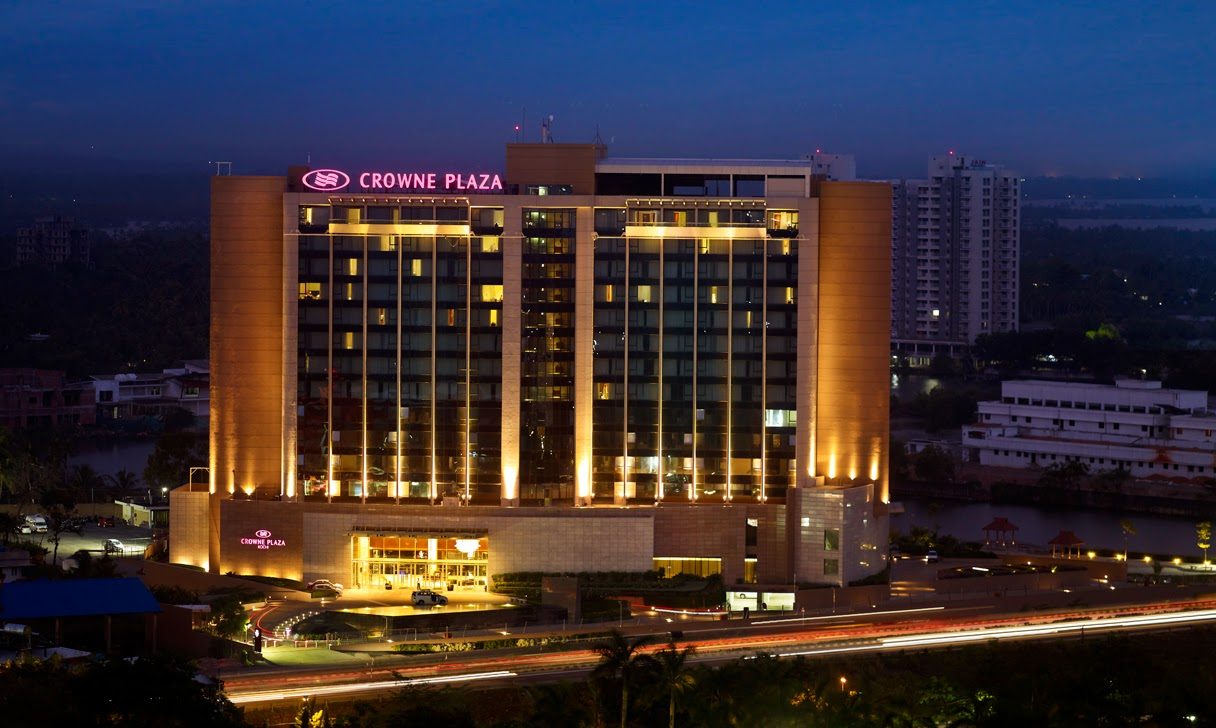 Review - Crowne Plaza Kochi - Luxury Lifestyle