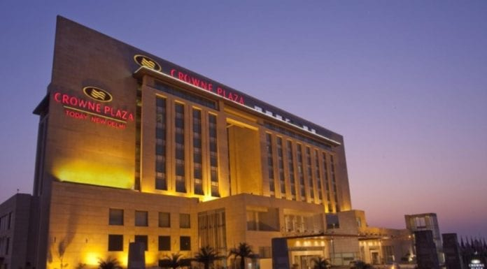 Crown Plaza Okhla