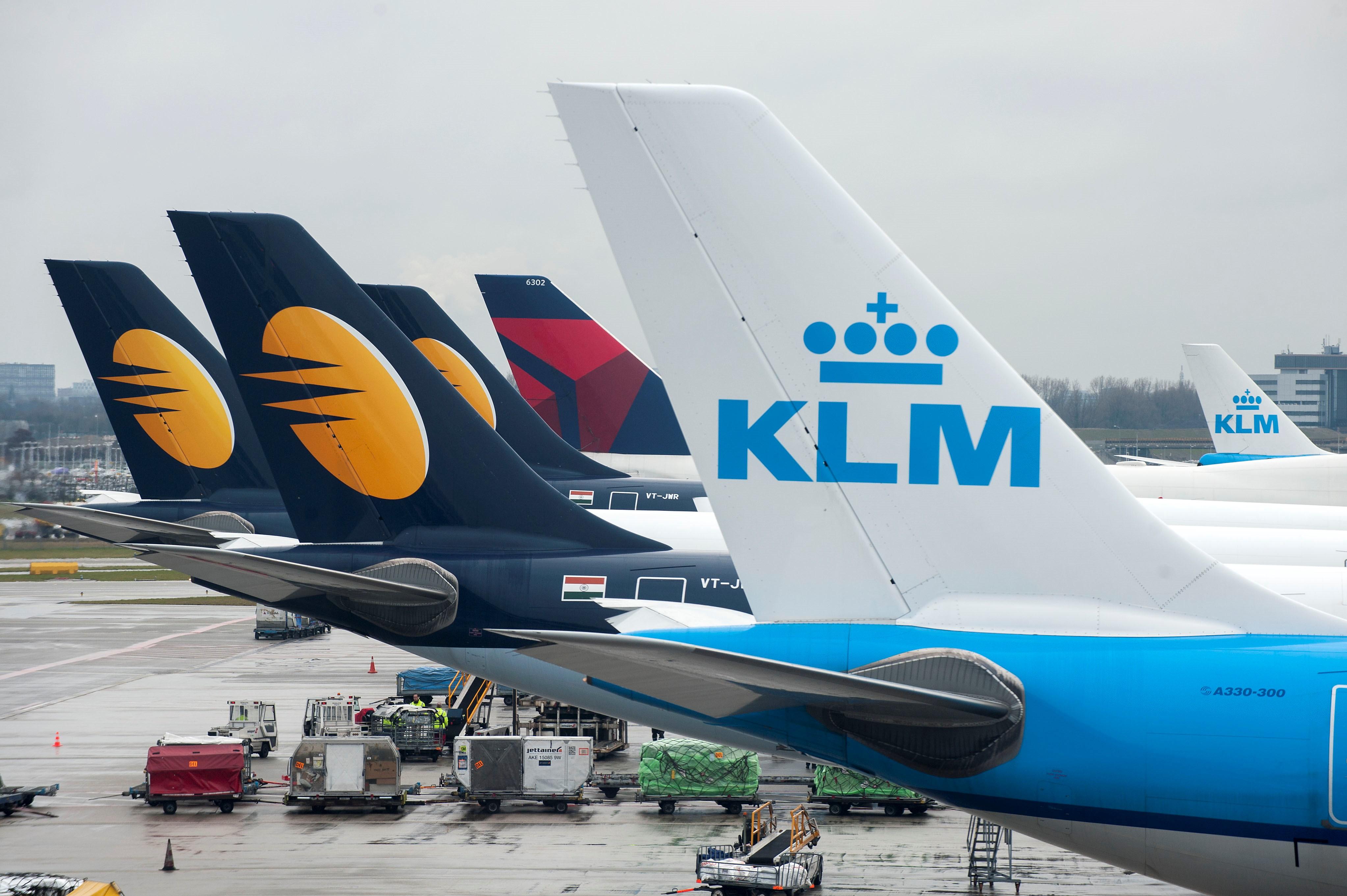 Resultado de imagen para air france klm air india jet airways